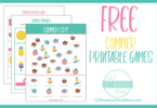 Printable-Summer-Games