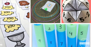 Number Games for Summer