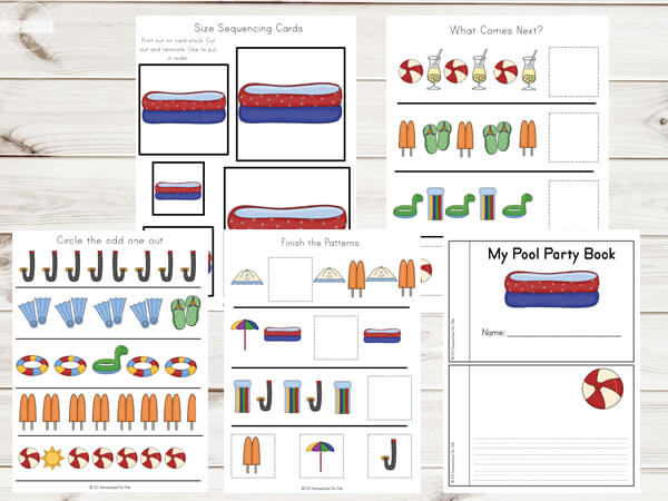 free-summer-worksheets-toddler-preschool-kindergarten-first-grade