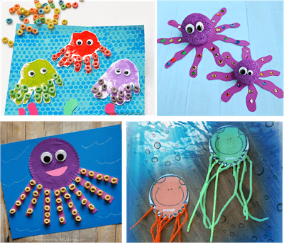 octopus-crafts-for-kids-summer-projects