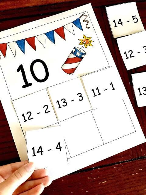 presidents-day-math-activity