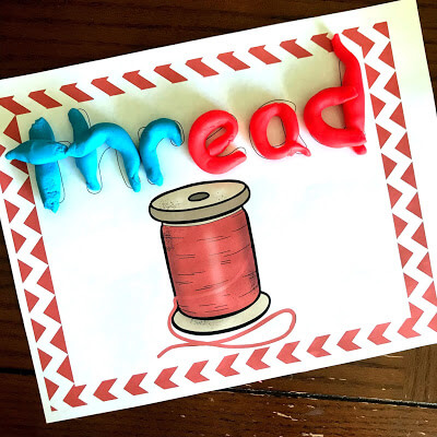 thr playdough mats thread