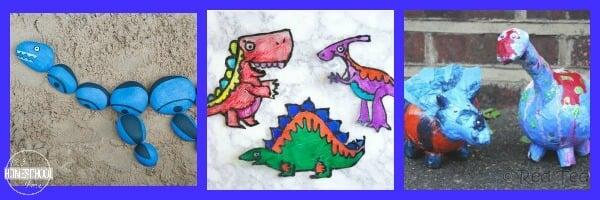 Dinosaur Arts & Craft Projects