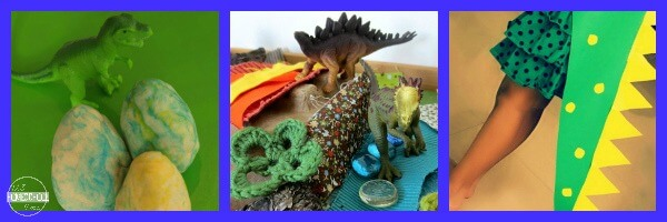 Dinosaur Social Studies and Fun!