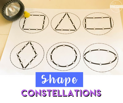 Shape Flashlight Constellations