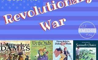 American Revolution Books for Kids
