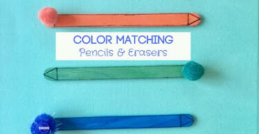 Color Matching Pencils