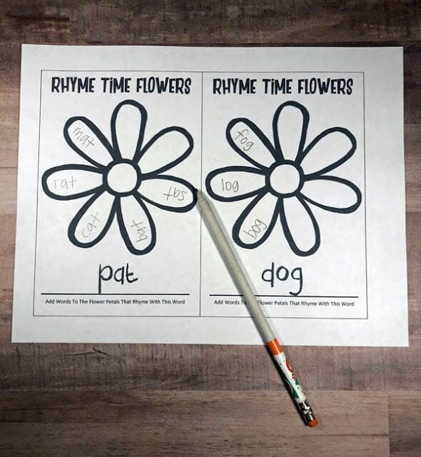 rhyming-worksheets-kindergarten-first-grade