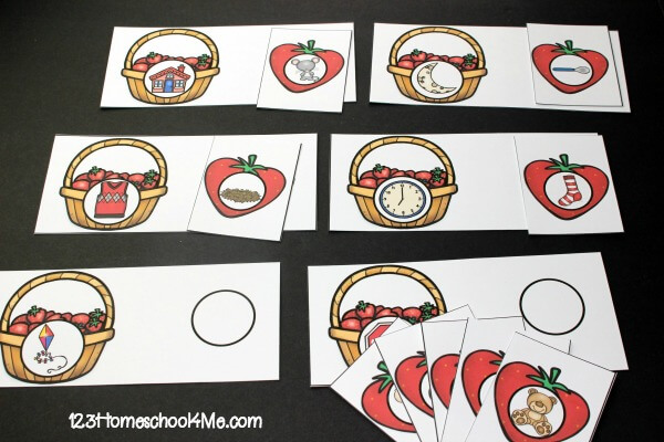 strawberry-rhyming-activity-for-kindergarten