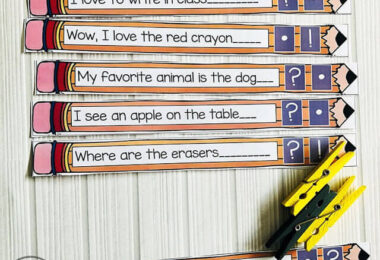 Ending-Punctuation-Pencil-Clip-Cards