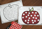 Fall-Color-Sticker-Worksheets