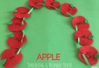 Apple Threading Number Order Activity