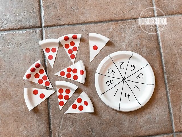 pizza-math-activity-preschool-fun-homeschool-practice-numbers