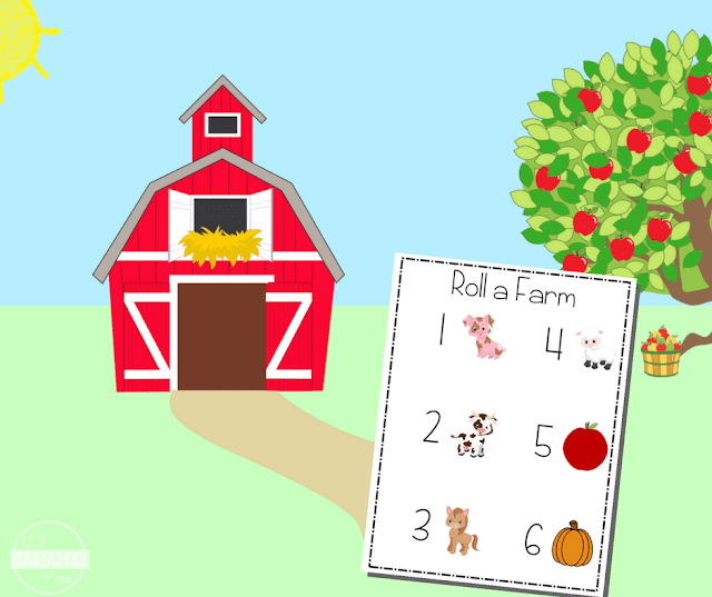 printable-farm-template-free