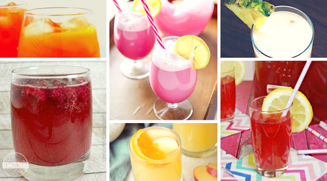 Adults-Only Punch Recipes