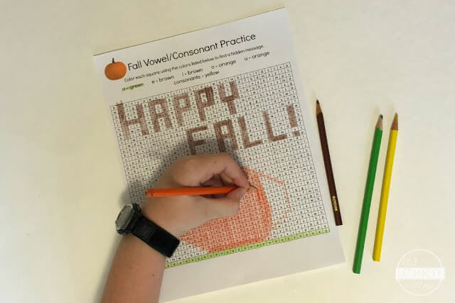 fall-language-arts-worksheets-kindergarten-first-grade