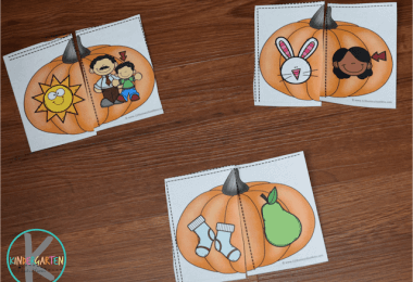 FREE Pumpkin Homophone Puzzles