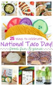 Celebrate National Taco Day