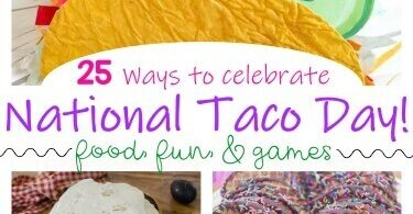 Celebrate National Taco Day
