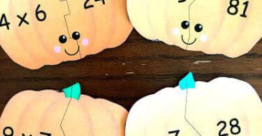 Multiplication-Pumpkin-Math-Puzzles