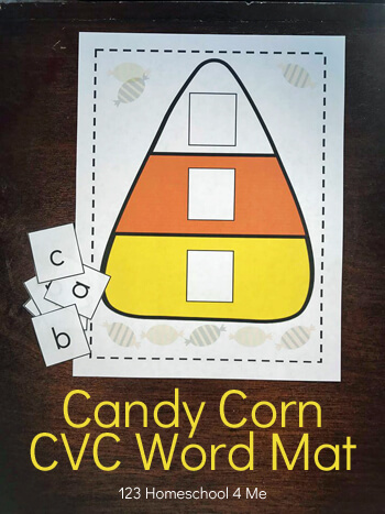 free-printable-Candy-Corn-CVC-sight-words-Mat