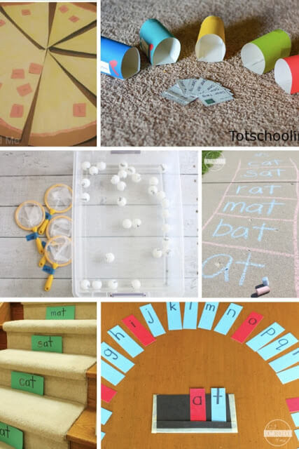 hands-on-preschool-kindergarten-word-family-activities-for-kids