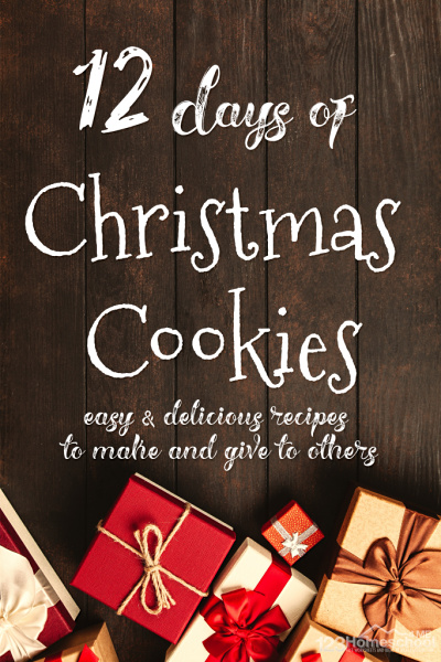 BEST Cookies for National Cookie Day Dec 4