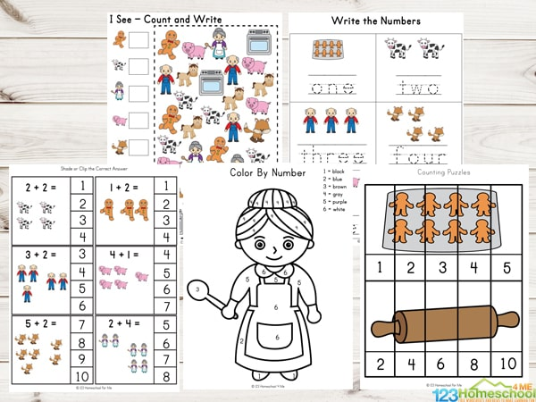 Christmas-Gingerbread-Man-Printable-Worksheets