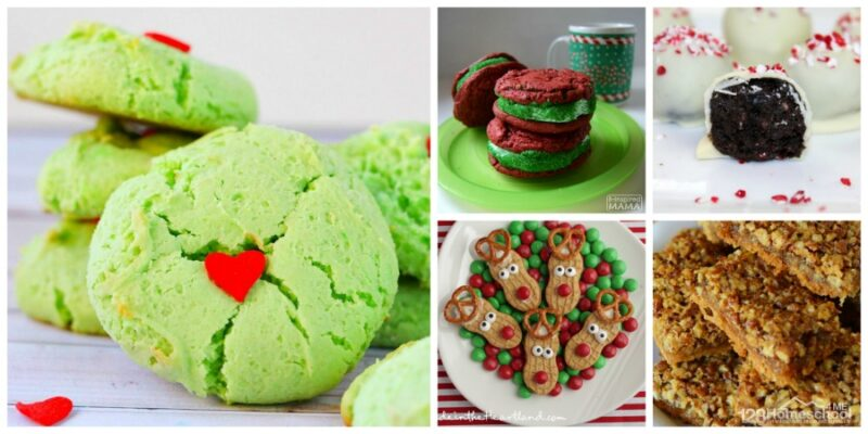 Cookie Day - Christmas Cookie Recipes
