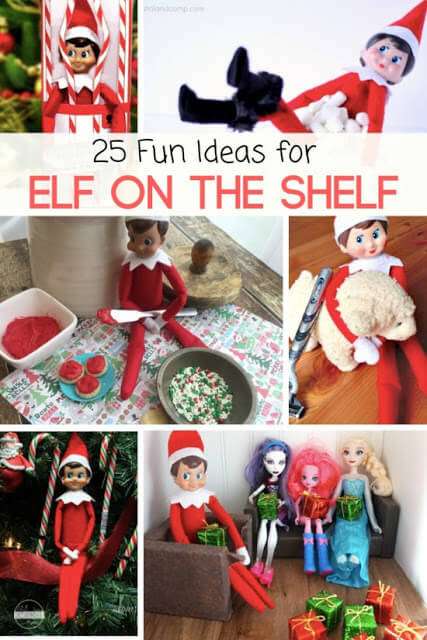 Does the Elf on the Shelf visit your home to bring magic in the holiday season? While having this mischievous Christmas elf visit your house is loads of fun for kids, thinking of creative ideas can be taxing on parents. Now worries, we have lots of really fun Elf on the Shelf Ideasto get you through the month of December. TheseElf on the Shelf Ideas 2020 are such fun Christmas activity for toddler, preschool, pre-k, kindergarten, and first grade students and such a fun Christmas tradition for families.