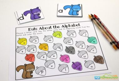 Squirrel-abcs