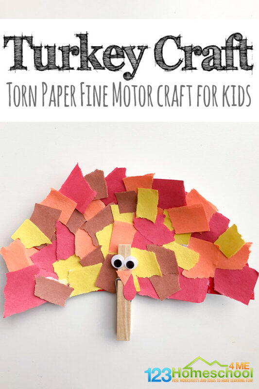 Torn-Turkey-Craft