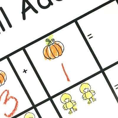 adding pumpkins part 2