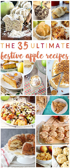 So many yummy, creative, and unique fall recipes!! These 35 best apple recipes are perfect for families in September. #yummy #recipes #apples