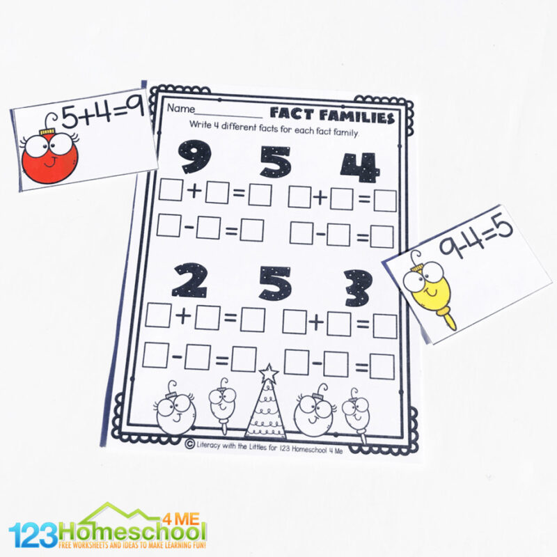 christmas-addition-subtraction-worksheets-math-center
