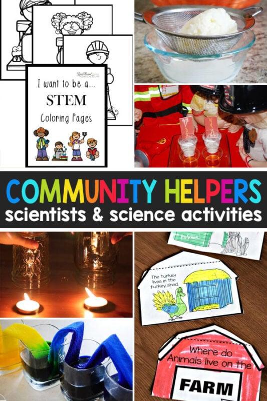 Community Helpers Science