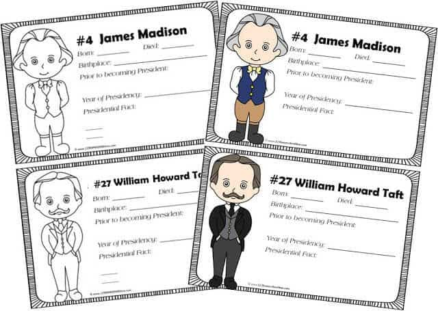 printable-presidents-coloring-book-free