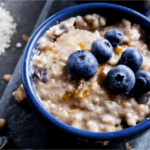 Blueberry Overnight Oatmeal Recipe