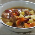 Early Autumn Soup Recipe