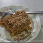 Zucchini Coffee Cake Recipe