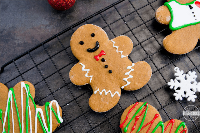 BEST Gingerbread Cookies