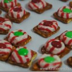 EASY Red and Green Christmas Cookies