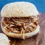 Best Ever BBQ Chicken Sandwiches