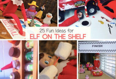 FUN-Elf-on-the-Shelf-Ideas