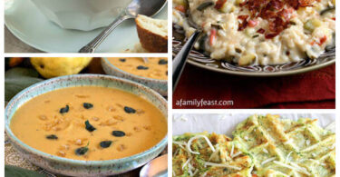 Sweet & Savory Squash Recipes