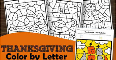Thanksgiving-Color-by-Letter