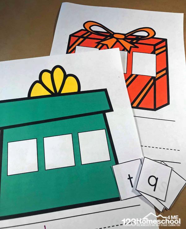kindergarten-sight-words-christmas-free