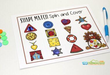 thanksgiving-shape-match-printable-free