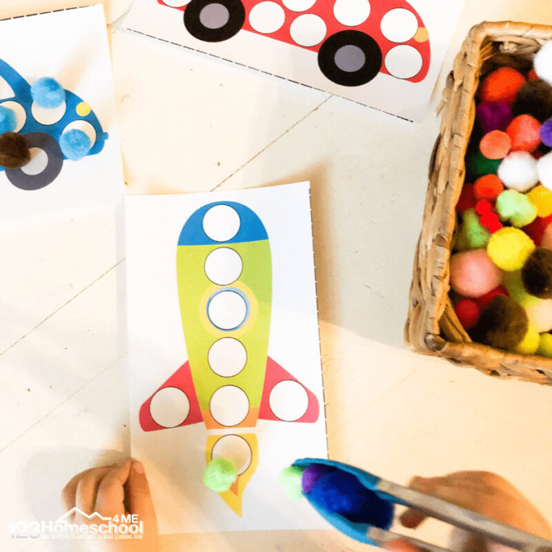 transportation-theme-activity-toddler-preschool-kindergarten
