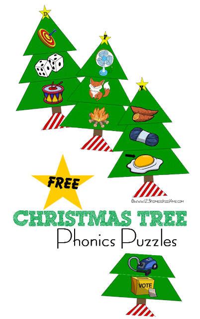 Christmas-Tree-Phonics-Puzzle